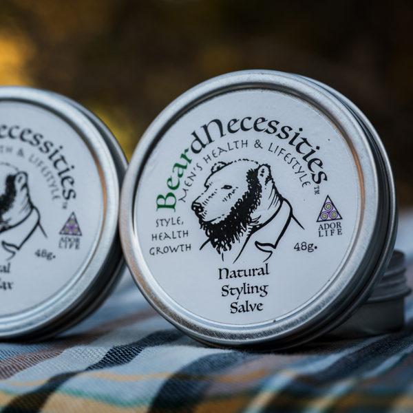 Beard Necessities Styling Salve